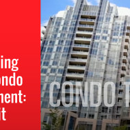 Condo Talk - Protecting Your Investment Thumbnail Image