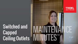 Maintenance Minute - Switched Outlet Image