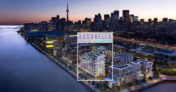 AQUABELLA at Bayside Brochures now Available