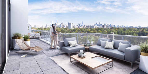 Grand Living, Grand Views, Grand Terraces!
