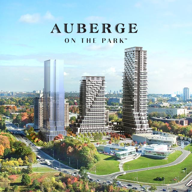 Auberge On the Park Condos
