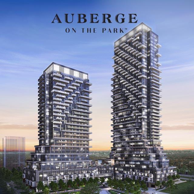 Auberge On the Park Condos