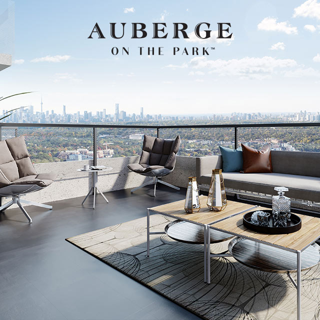 Auberge Terrace Collection Suite