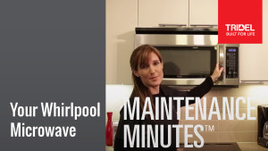 Maintenance Minute - Whirlpool Microwave Image