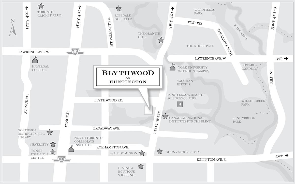 blythwood-neighbourhood-map