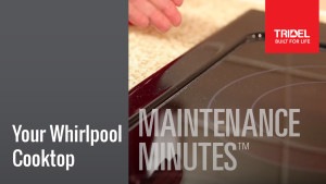 Maintenance Minute - Whirlpool Cooktop Image