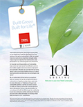 101 Erskine Guide to Living Green