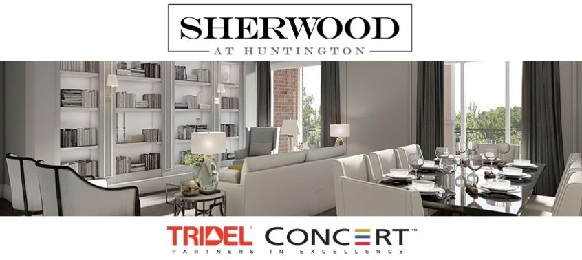 Sherwood at Huntington – August Construction Update
