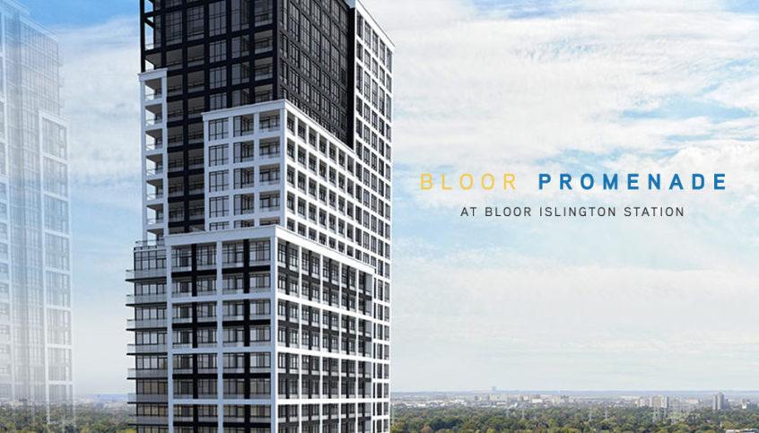 Bloor Promenade is 90% Sold
