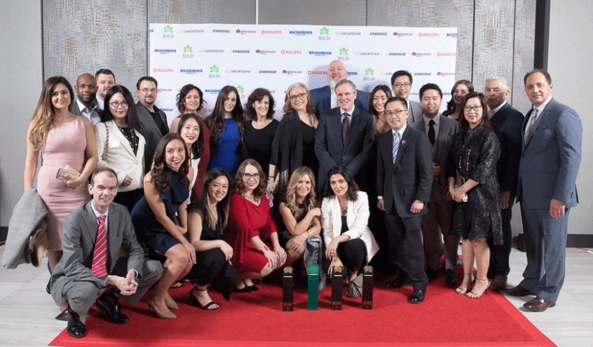 Tridel Recognized at BILD Awards with 9th Green Builder of the Year Award.