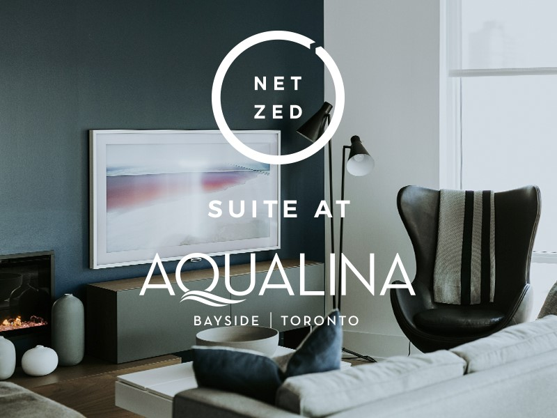 NetZED Suite at Aqualina