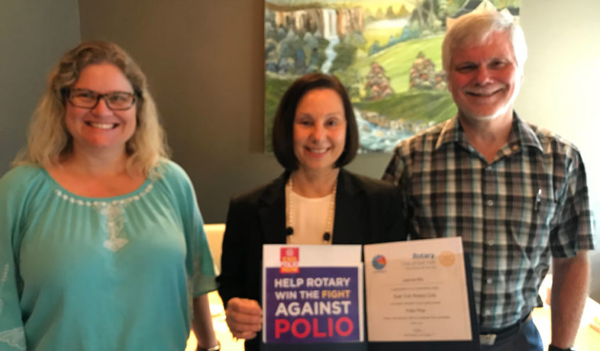 BOLT Program Makes an Impact at the Rotary Club of East York