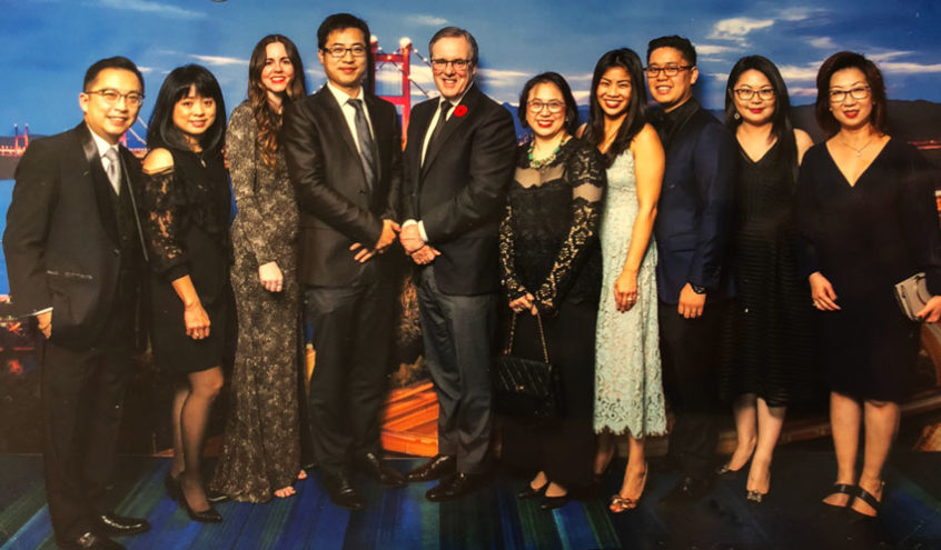 Tridel Turns Out in Style For The 27th Annual Cathay Ball