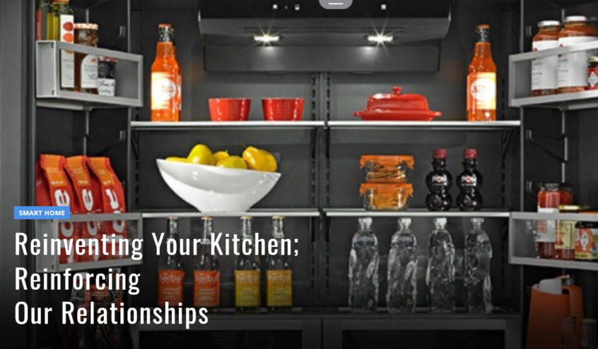 Real Condo Life: Reinventing Your Kitchen; Reinforcing Our Relationships