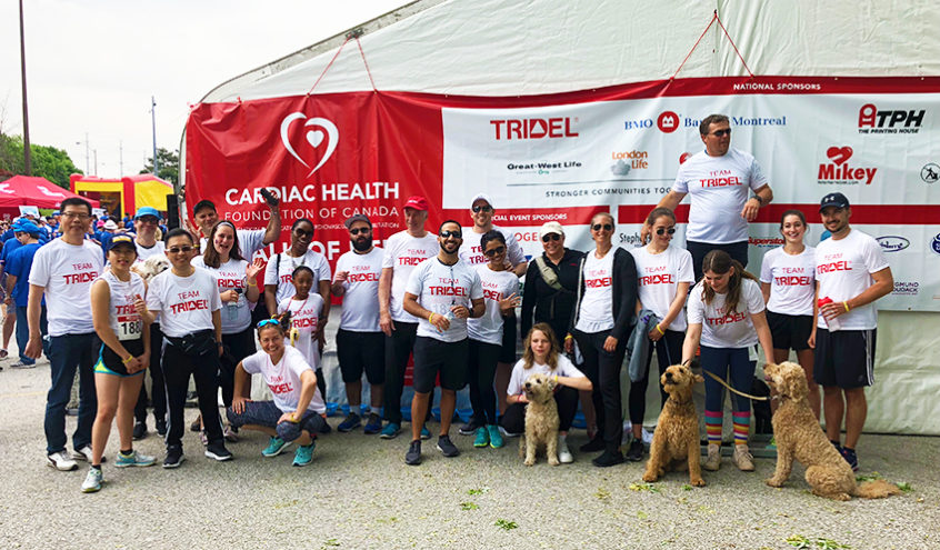 Join Team Tridel at the Annual Walk of Life