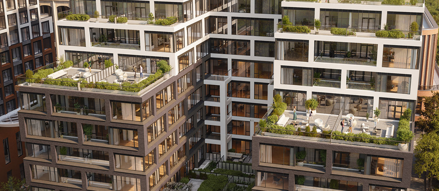 The Well Signature Series Terrace
