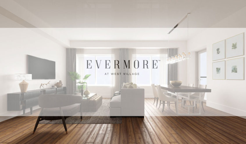 Live Large at Evermore in the 2S+D Suite Design