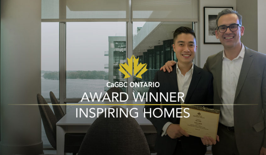 NetZED Suite Wins at the 2019 CaGBC Ontario Green Building Excellence and Leadership Awards