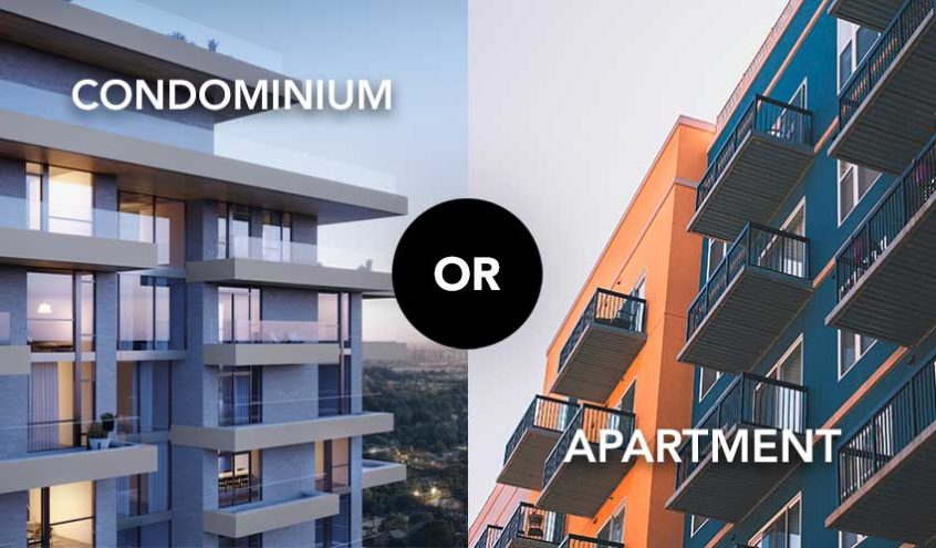 What is the Difference Between a Condominium and an Apartment?