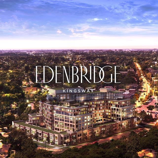 Edenbridge Aerial Rendering