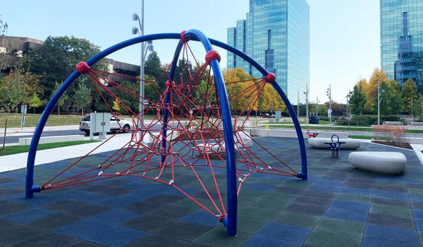 Atria Opens New Park