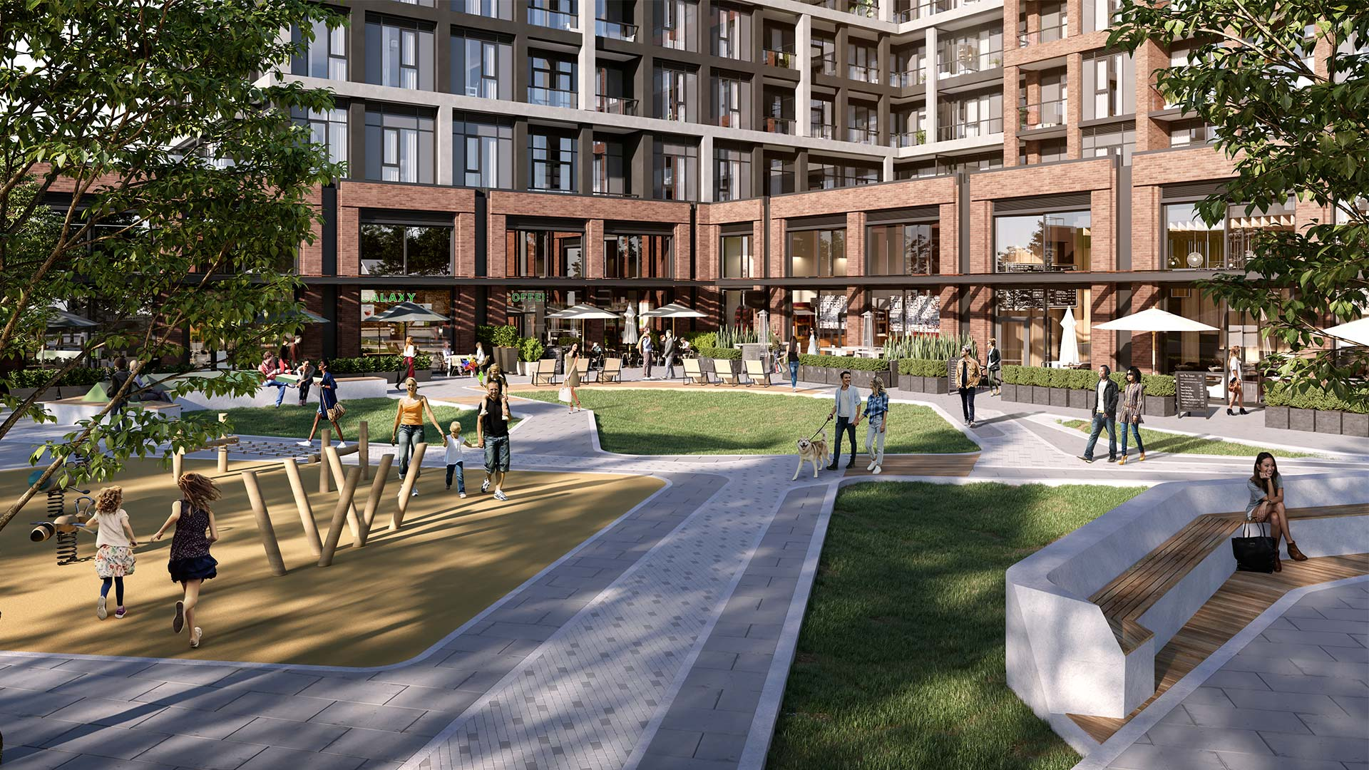 New city park coming downtown Toronto