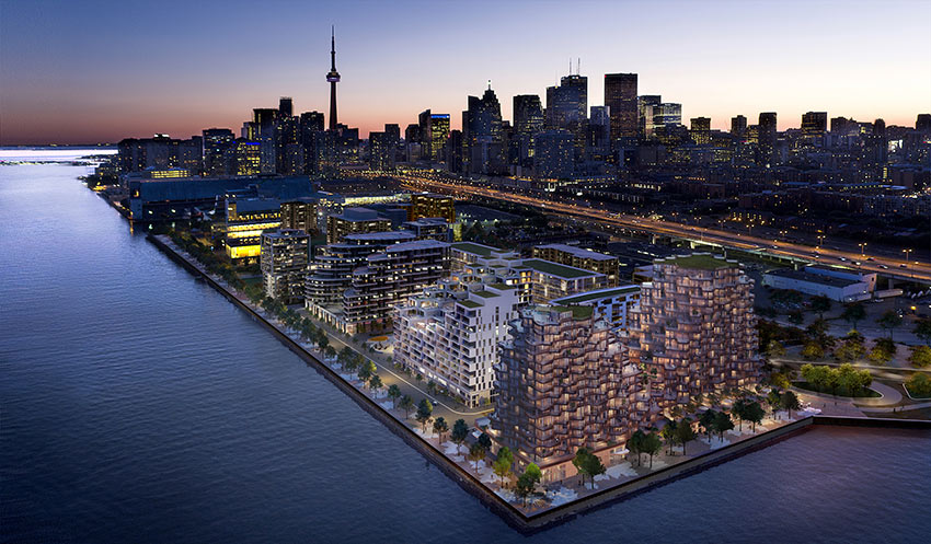 The Bayside Toronto community is set to transform an overlooked area into a thriving destination.