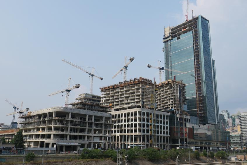 The Well – Toronto's most Anticipated Condominium Progresses Well.