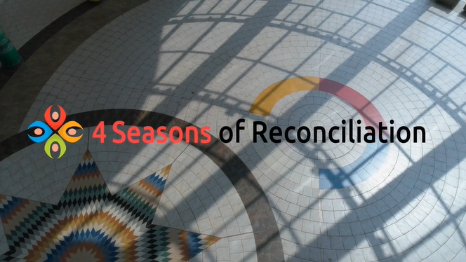 The 4 Seasons of Reconciliation course